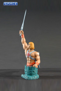 He-Man Filmation Mini Bust Paperweight (Masters of the Universe)
