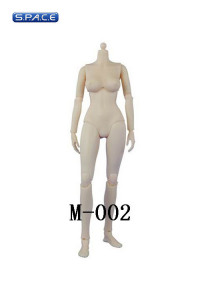 1/6 Scale Asian Female Body M-002 (middle breast)
