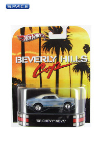 1:64 '68 Chevy Nova Hot Wheels X8933 Retro Entertainment (Beverly Hills Cop)