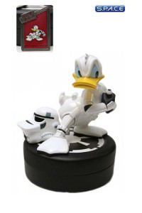 Donald Duck as Stormtrooper Star Wars Disney Statue (Theme Park Exclusive)