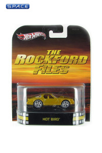 1:64 Hot Bird Hot Wheels X8910 Retro Entertainment (The Rockford Files)