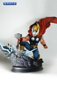 Thor Strike Down Statue (Marvel)