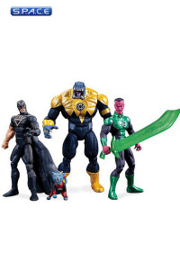Superheroes of Green Lantern 4-Pack SDCC 2013 Exclusive (DC Comics)