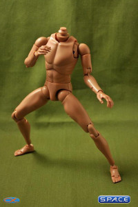1/6 Scale Naked Body B001 - Narrow Shoulder