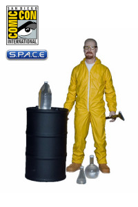 Deluxe Walter White In Hazmat Suit SDCC 2013 Exclusive (Breaking Bad)