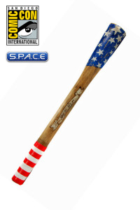 Col. Stars & Stripes Bat Prop Replica SDCC 2013 Exclusive (Kick-Ass 2)