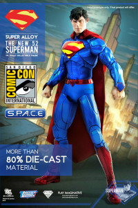 1/6 Scale The New 52 Superman SDCC 2013 Exclusive (Super Alloy)