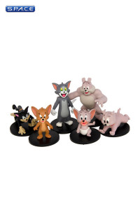 Tom and Jerry PVC Figure Set (Hanna-Barbera)