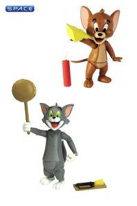 Set of 2: Tom and Jerry (Hanna-Barbera)