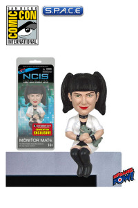 Abby Sciuto Monitor Mate Bobble Head SDCC 2013 Exclusive (NCIS)
