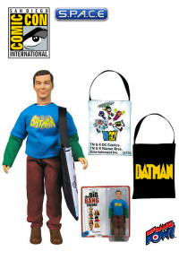 Sheldon with Vintage Batman T-Shirt SDCC 2013 Exclusive (The Big Bang Theory)