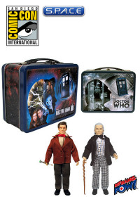 Doctor Who 1st and 11th Doctor in Tin Tote SDCC 2013 Exclusive (Doctor Who)