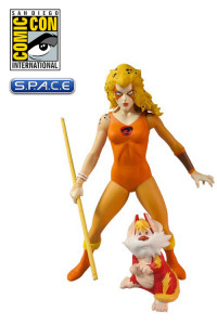 Cheetara and Snarf Deluxe 2 Pack SDCC 2013 Exclusive (Thundercats)