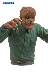 Wolfman Bust Bank (Universal Monsters)