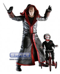 Jigsaw Killer with Doll from Saw - Human Version (CC Series 5)