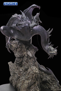Fell Beast with Morgul Lord Witch-King Statue (The Lord of the Rings)