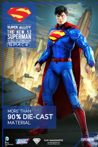 1/6 Scale The New 52 Superman (Super Alloy)