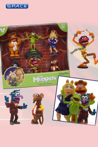 The Muppets Collectible Figures Set (Disney Parks)