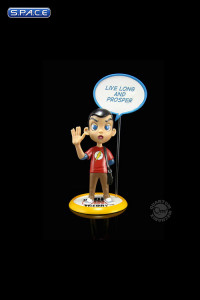 Sheldon Cooper Q-Pop Figure (The Big Bang Theory)