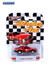 1:64 T-Bird Stocker Hot Wheels X8920 Retro Entertainment (Stroker Ace)