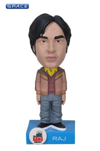 Raj Wacky Wobbler Bobble-Head (The Big Bang Theory)