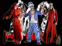 Complete Set of 3 : House of 1000 Corpses