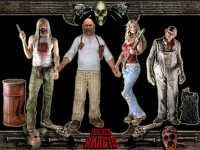 Complete Set of 4 : The Devil's Rejects
