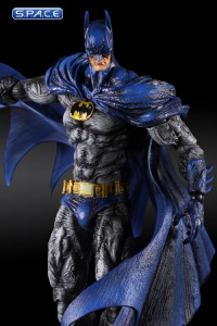 Batman 1970s Batsuit Skin from Batman Arkham City (Play Arts Kai)