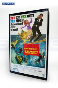 12 George Lazenby as James Bond (On her Majestys secret service)