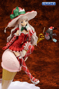1/8 Scale Melty Christmas Version PVC Statue (Shining Hearts)