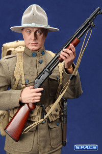 1/6 Scale American Infantryman - Buck Jones (American Expeditionary Force 1917)