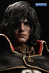 1/6 Scale Captain Harlock Movie Masterpiece MMS222 (Space Pirate Captain Harlock)