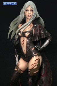 1/4 Scale Luz Malefic Battle Damage Version Statue Web Exclusive by Luis Royo (Fantasy Figure Gallery)
