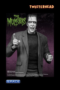 Herman Munster Maquette Black and White Edition (The Munsters)