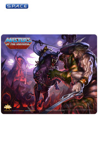 Battle of Snake Mountain Grayskull Mouse Pad (Masters of the Universe)