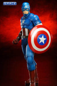 1/10 Scale Captain America ARTFX+ Statue (Marvel Now!)