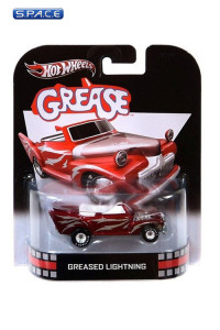 1:64 Greased Lightning Hot Wheels X8902 Retro Entertainment (Grease)