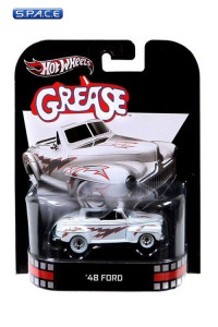 1:64 '48 Ford Hot Wheels X8903 Retro Entertainment (Grease)