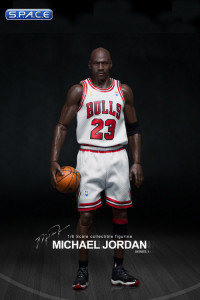 1/6 Scale Michael Jordan - Home Edition Real Masterpiece (NBA Collection)