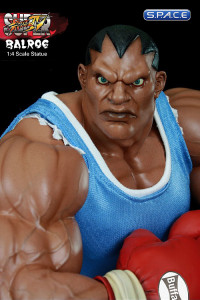 1/4 Scale Balrog Statue (Street Fighter)