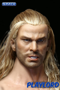 1/6 Scale Chris Hemsworth Head Sculpt