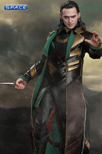 1/6 Scale Loki Movie Masterpiece MMS231 (Thor: The Dark World)