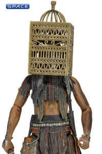 Tonto with Birdcage (The Lone Ranger Series 2)