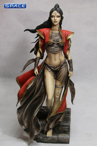Dead Moon by Luis Royo Statue (Fantasy Figure Gallery)