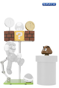 Diorama Play Set A - S.H. Figuarts (Super Mario)