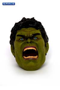 1/6 Scale Hulk Head »roaring Version« (The Avengers)