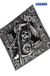 Bandana Skull Logo (Sons of Anarchy)