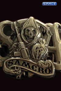 Grim Reaper Belt Buckle (Sons of Anarchy)