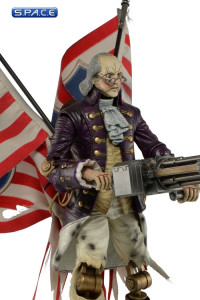Benjamin Franklin Automated Patriot (Bioshock Infinite)