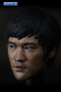1/6 Scale Bruce Lee Head »staring Version«